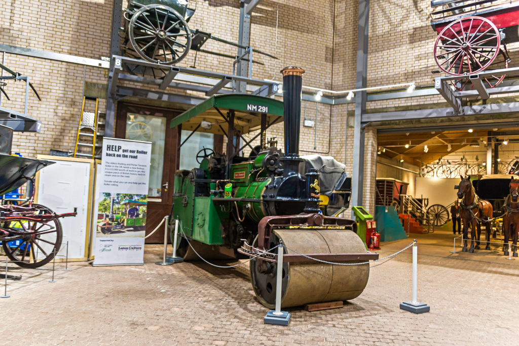 Luton Stockwood Discovery Centre